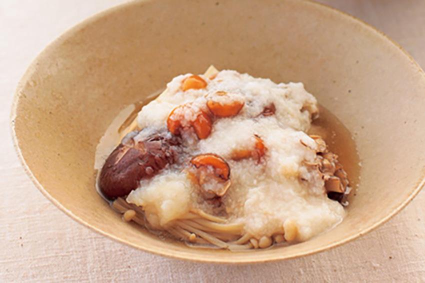 梅沢きのこ鍋