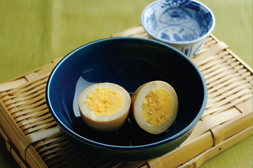 簡単味付け卵