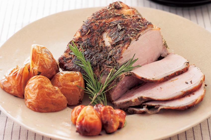 豚肉のロースト